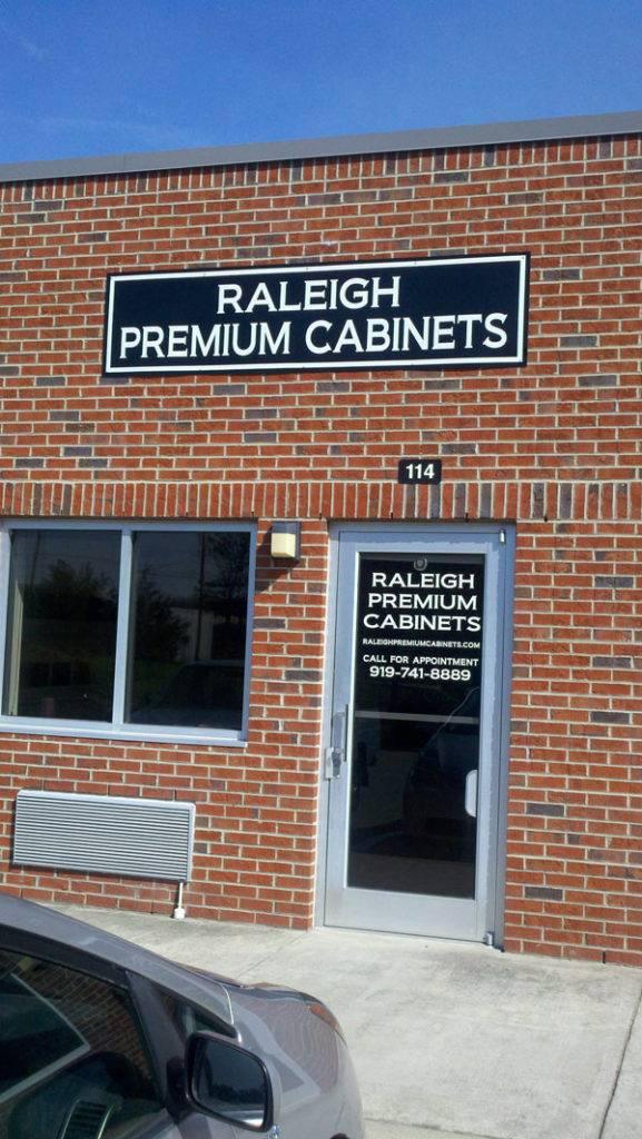 Raleigh Premium Cabinets