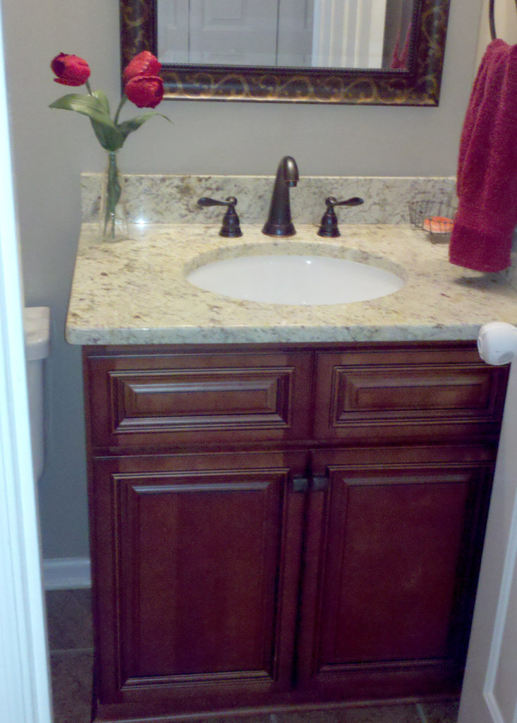 Unique To Improve The Look Of Your Bathroom In Raleigh New Bathroom Cabinets