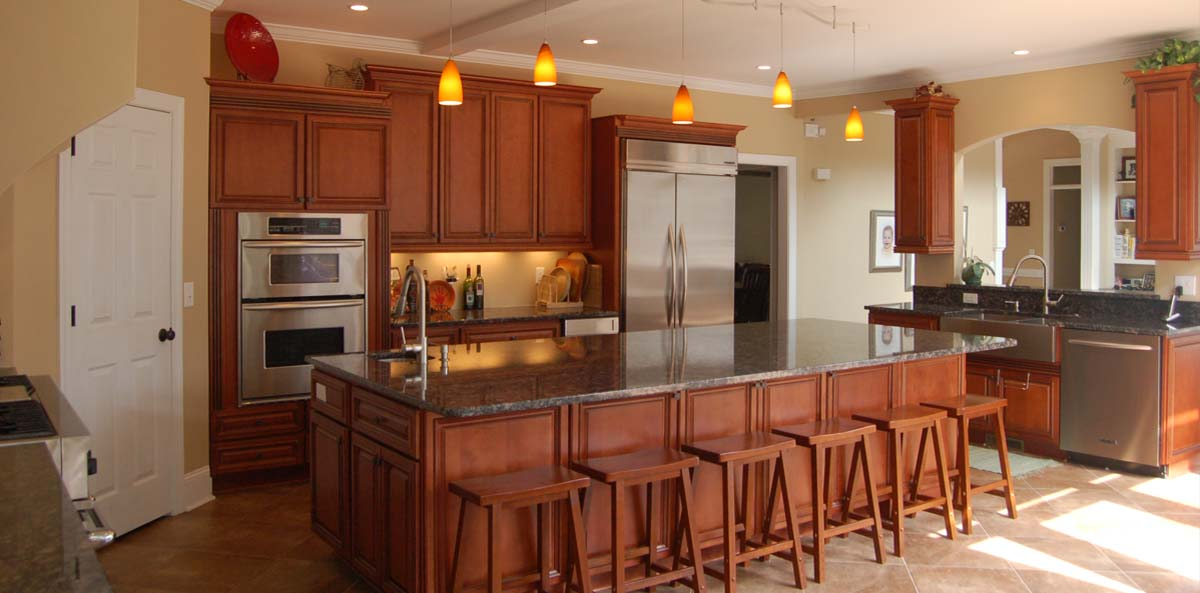 Raleigh premium cabinets kitchen remodeling in raleigh nc for All wood kitchen cabinets