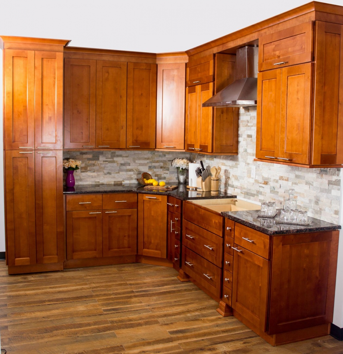 Photo gallery raleigh premium cabinets for Kitchen cabinets raleigh nc